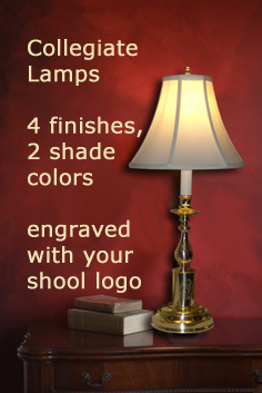 collegiate lamps