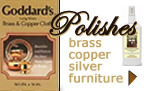 brass copper silver furniture polish